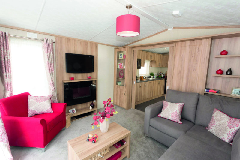 Holiday Home Review Four New Homes From Pemberton
