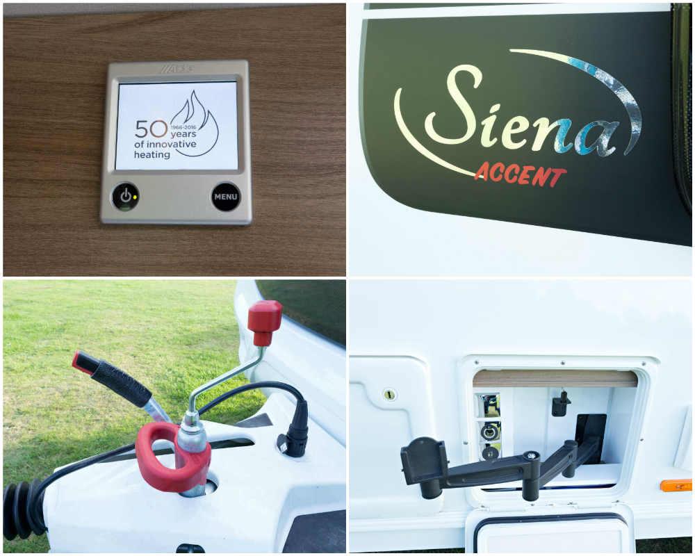 Swift Siena Accent 635 Caravan Review Reviews New