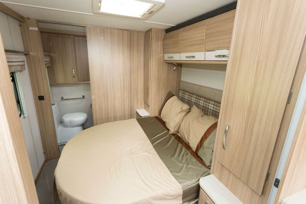 Island Bed Caravans Ten Of The Best Transverse Models Advice Tips New Used Caravans Caravanning Reviews Out And About Live