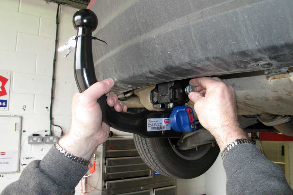 Witter Towbar Fitting Step By Step Practical Advice