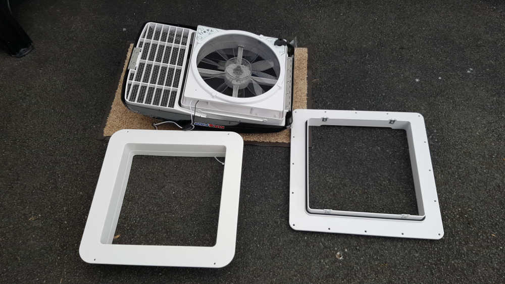 extractor fan kit for caravan