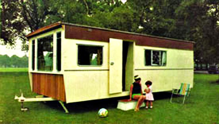 1960 Willerby holiday home
