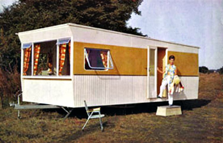 1970 Willerby holiday home