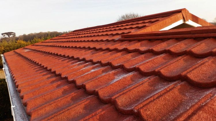 Roofing refurbishment