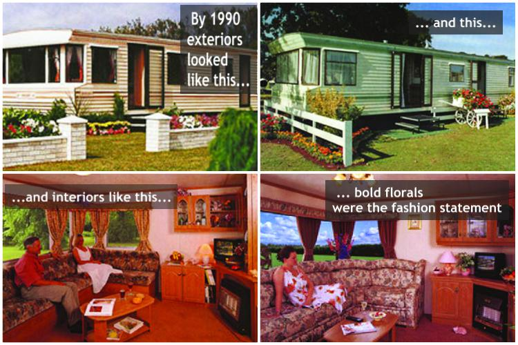 Willerby holiday homes 1980s