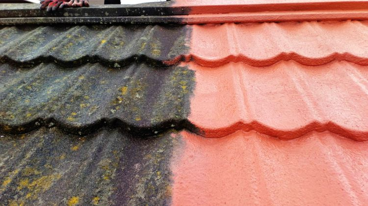 Roofing refurbishment treatment