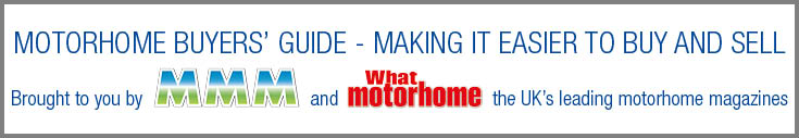 Motorhome Buyers Guide Banner New
