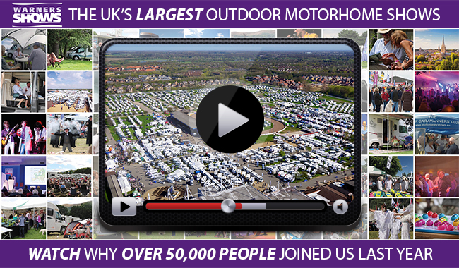 UKs largest outdoor motorhome shows