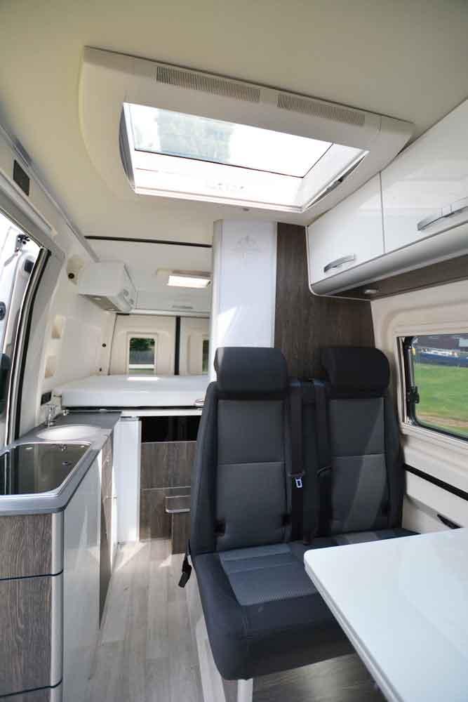 German Campervan Manufacturer Westfalia Reveals 2018