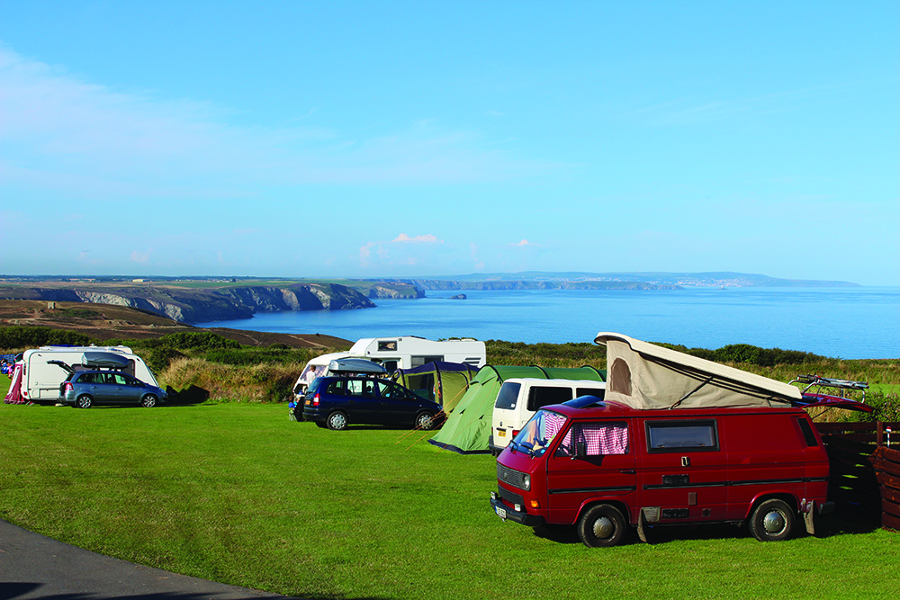 Best places to camp near me | UK