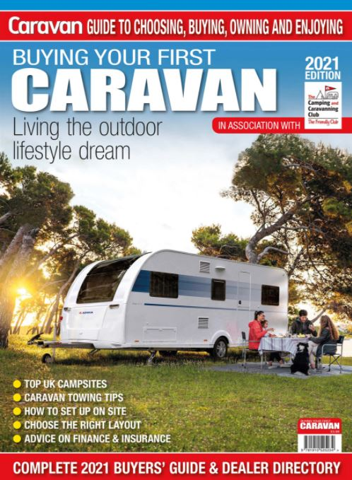 Buy your first caravan