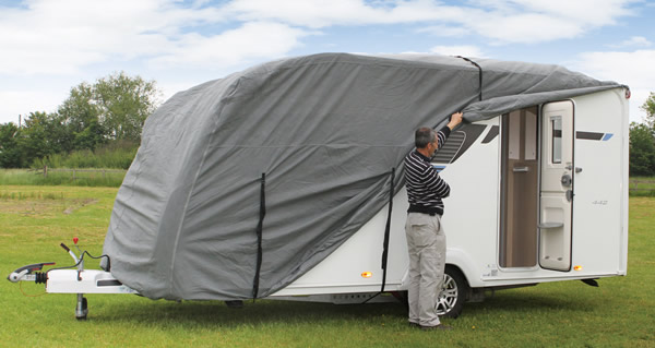 Specialised Covers - Winter caravan cover