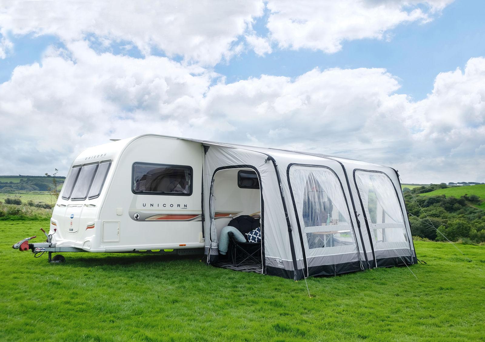 Gear Guide - Caravan Awnings & Windbreaks - Advice & Tips ...